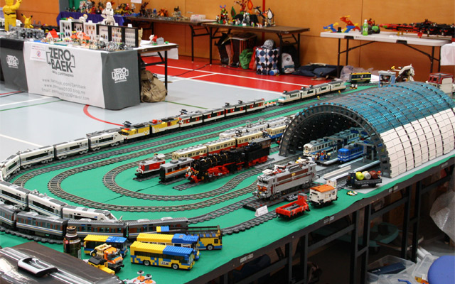 Japan Brickfest : KLUG (Kansai LEGO User Group)