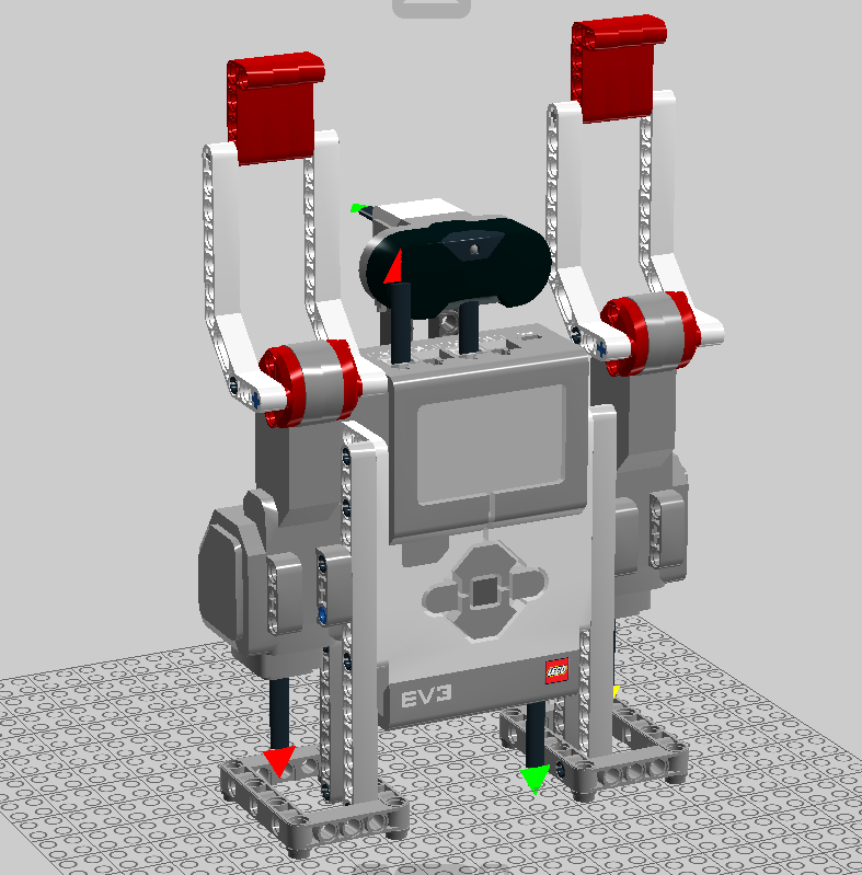 PLAY WITH THE EV3 ワークショップ | Workshop